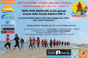 International Nordic Walking Festival 2012